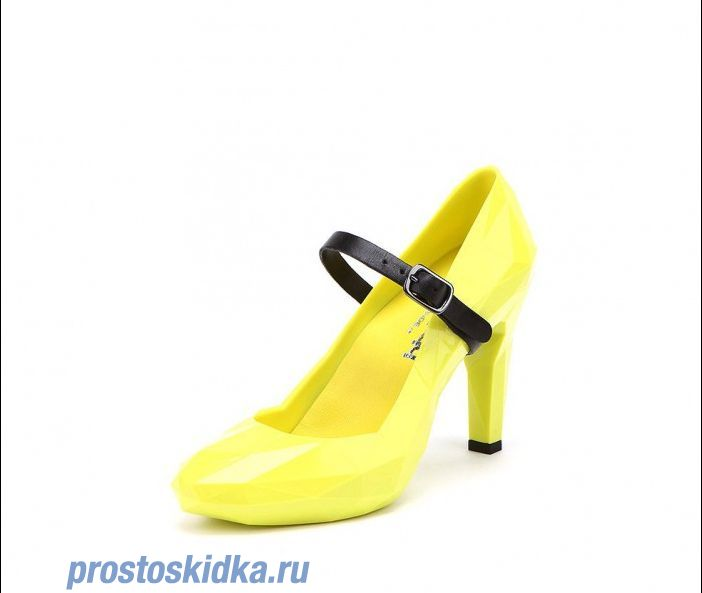 Туфли United Nude Lo Res pump Lime