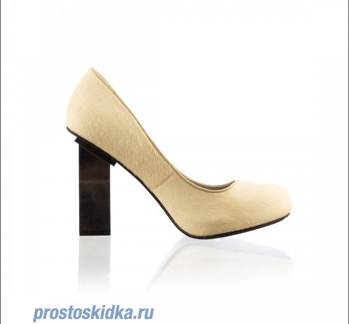 Туфли United Nude Profile Pump Hi Cream